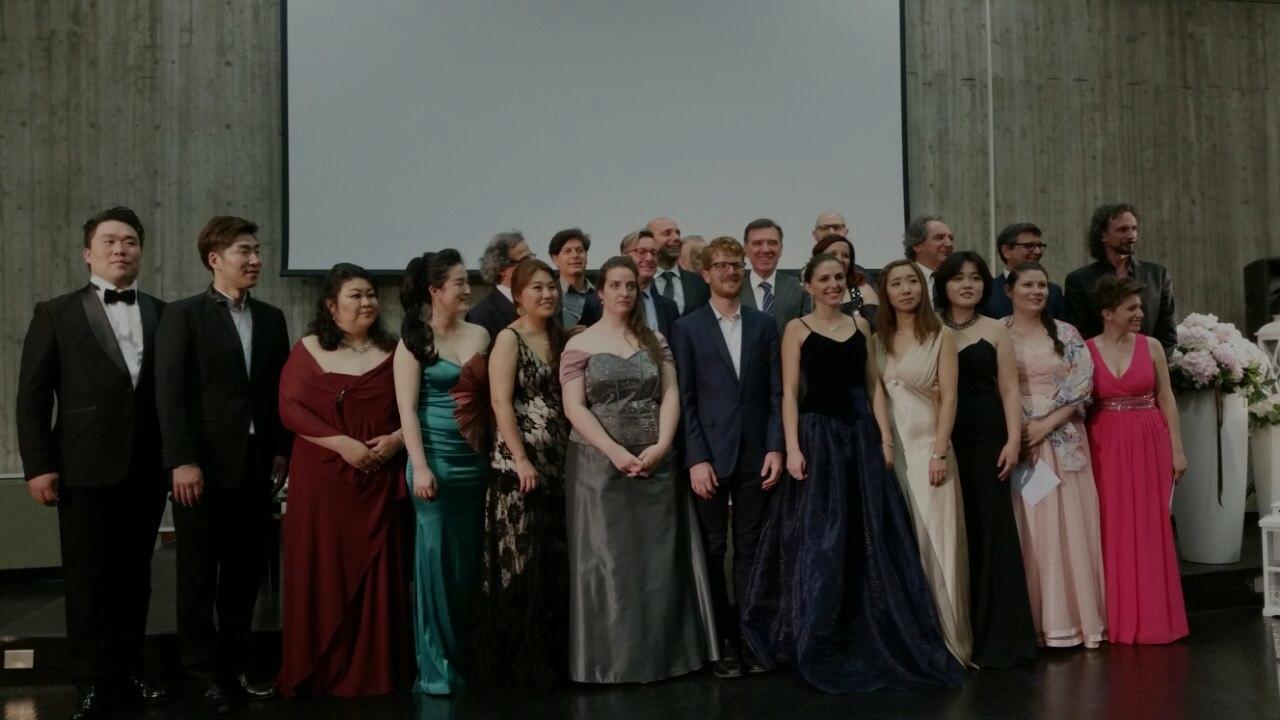 V Concorso internazionale di Canto lirico Giovan Battista Rubini